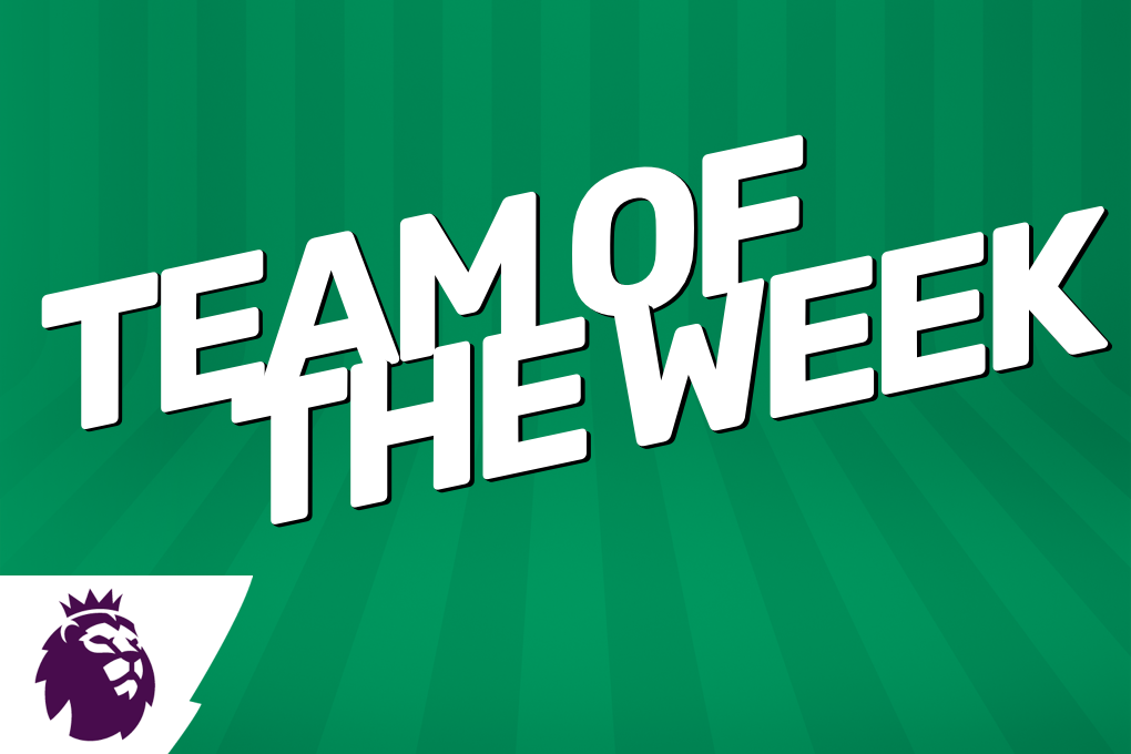 See who made the FotMob EPL Team of the Week!