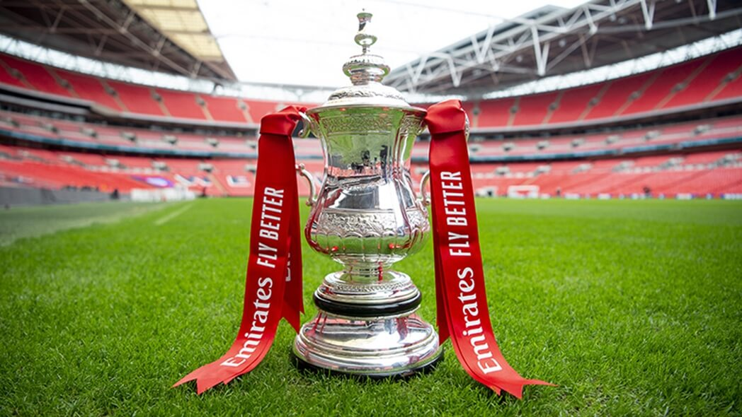 FA Cup First Round Draw in full