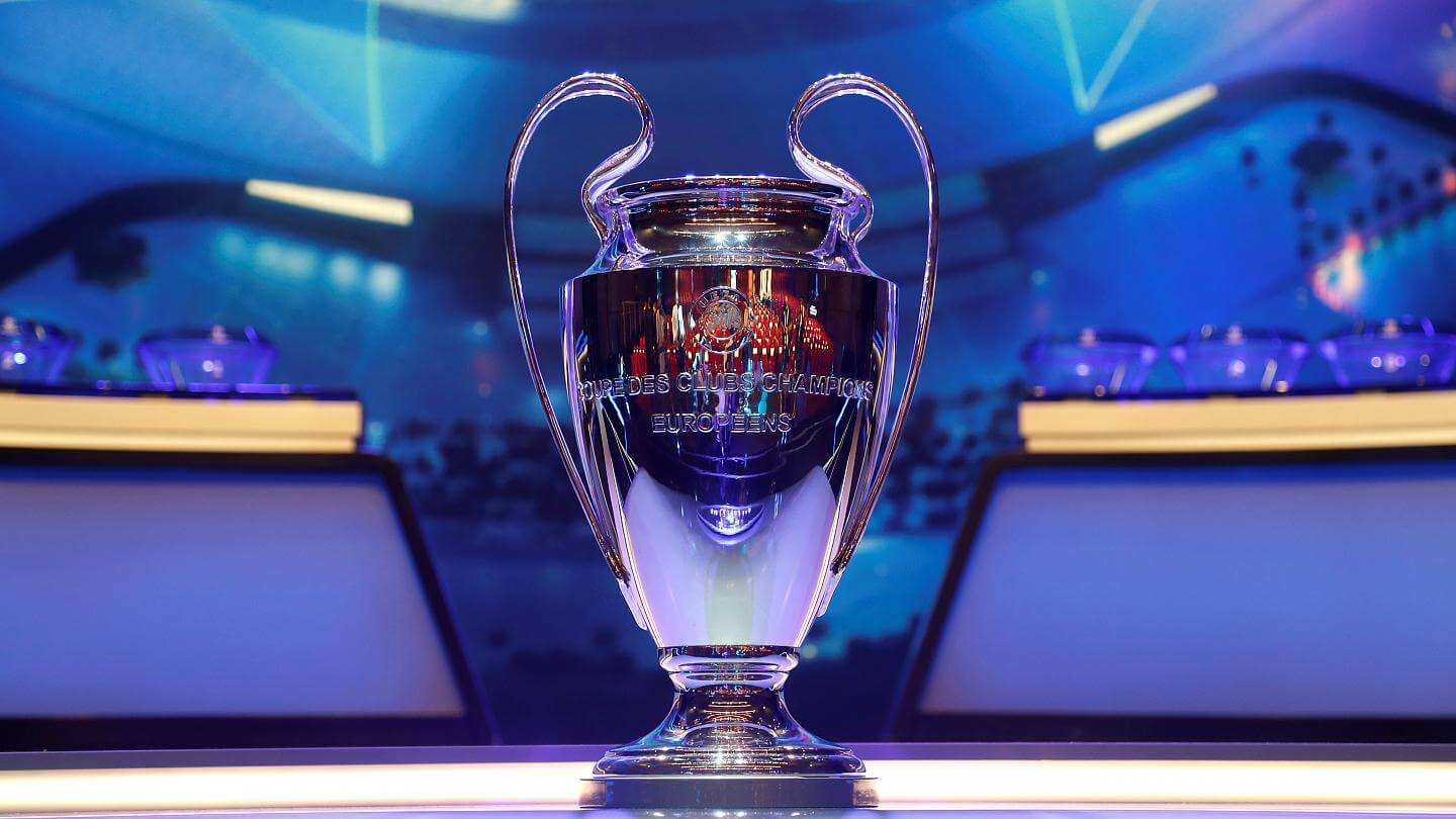 🏆 Follow the Champions League Draw LIVE