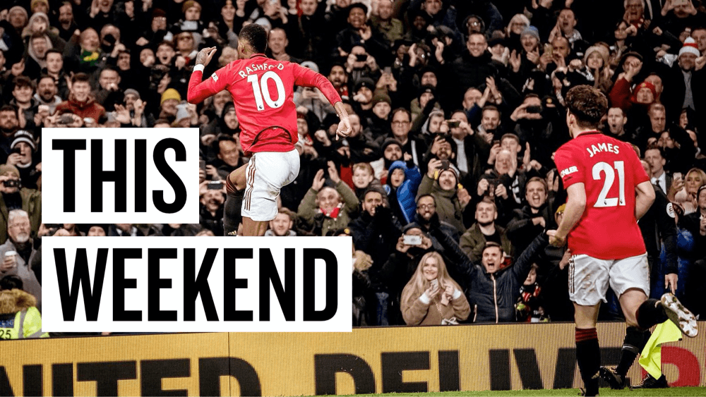 Everything you need to know about the weekend's football, in 5 minutes