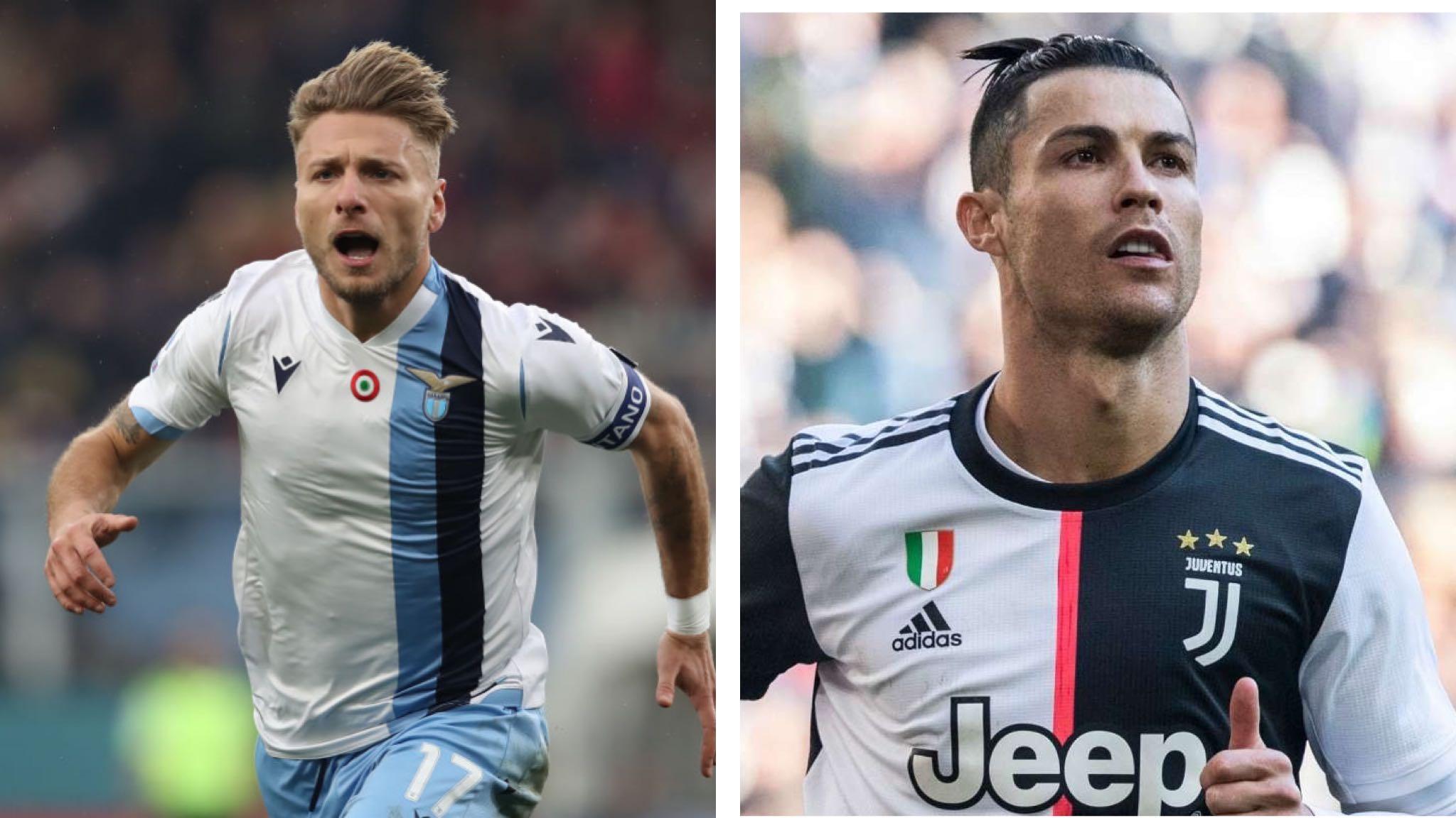 🇮🇹 Serie A: Immobile vs. Ronaldo.