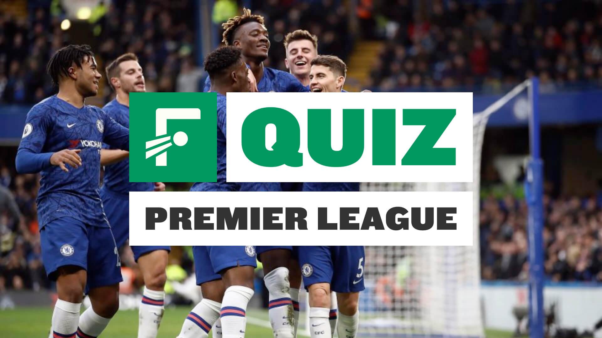 ✅ Quiz: 2019-20 Premier League Season (medium)