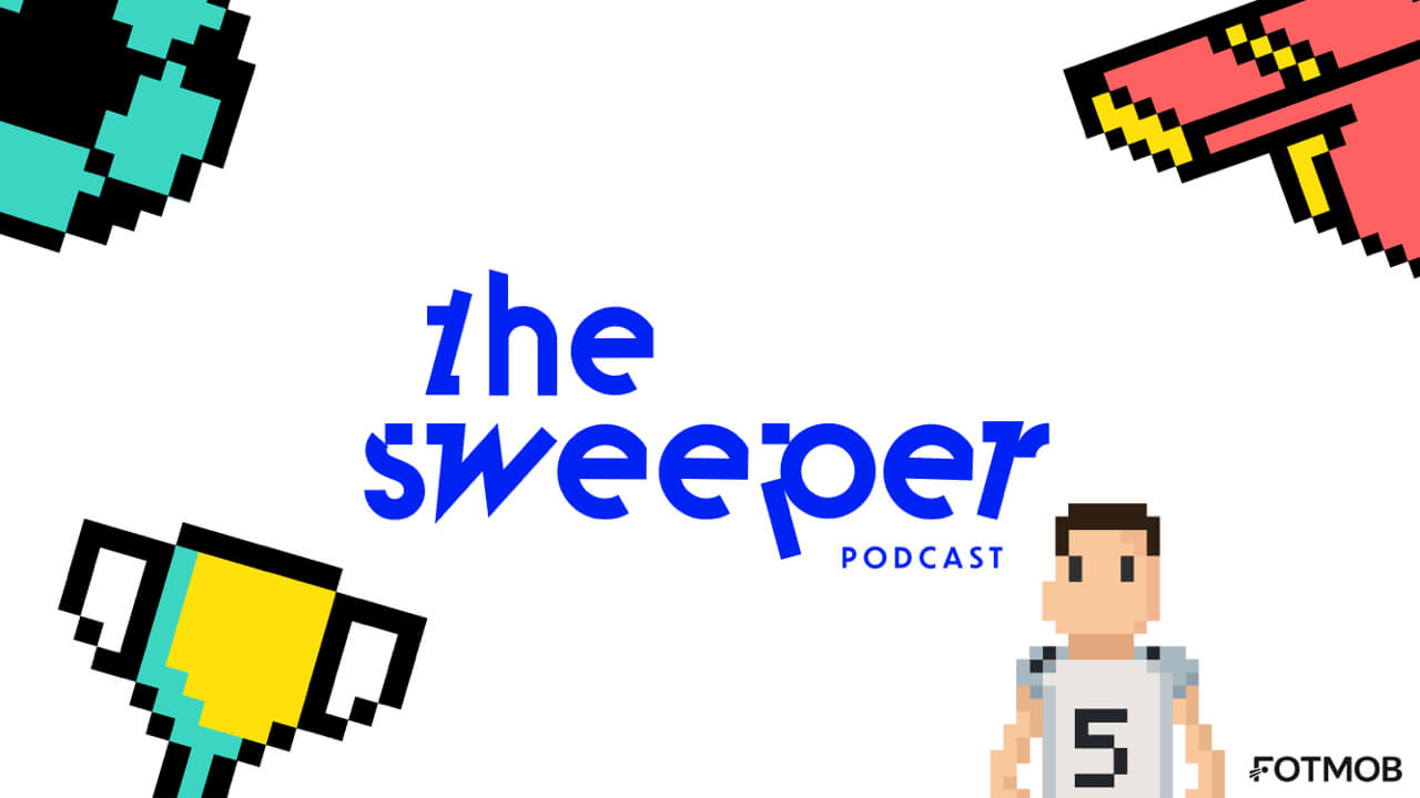 The Sweeper: Listen to the first episode now!