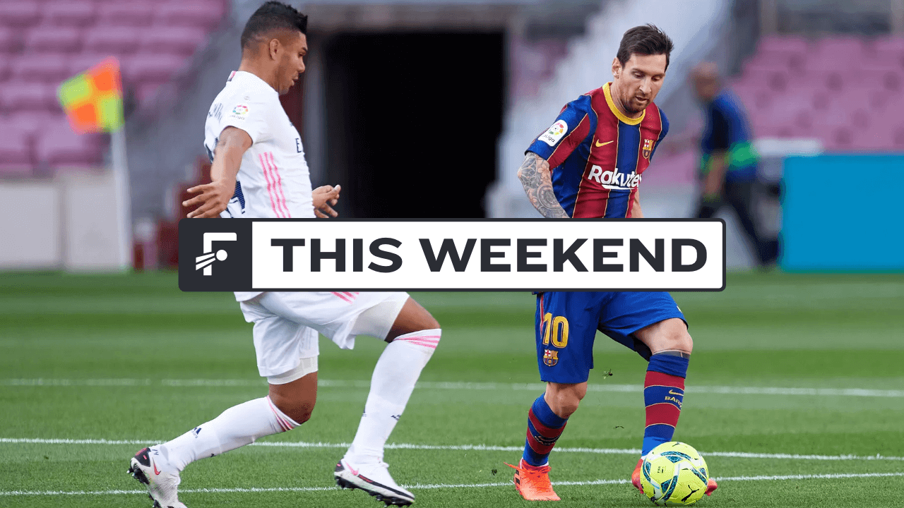 This Weekend: El Clásico, Spurs vs. United, European rivalries