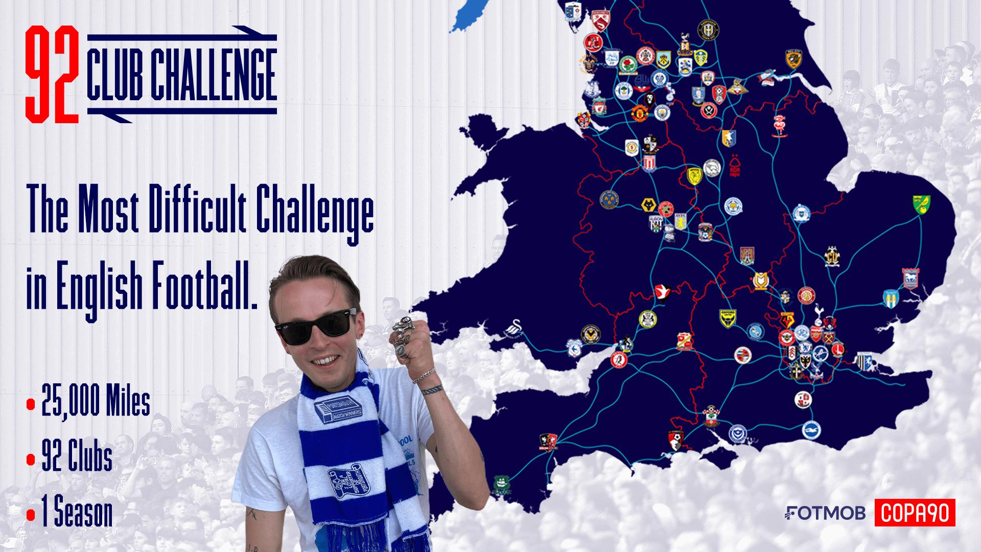 The 92 Club Challenge: Selhurst Park