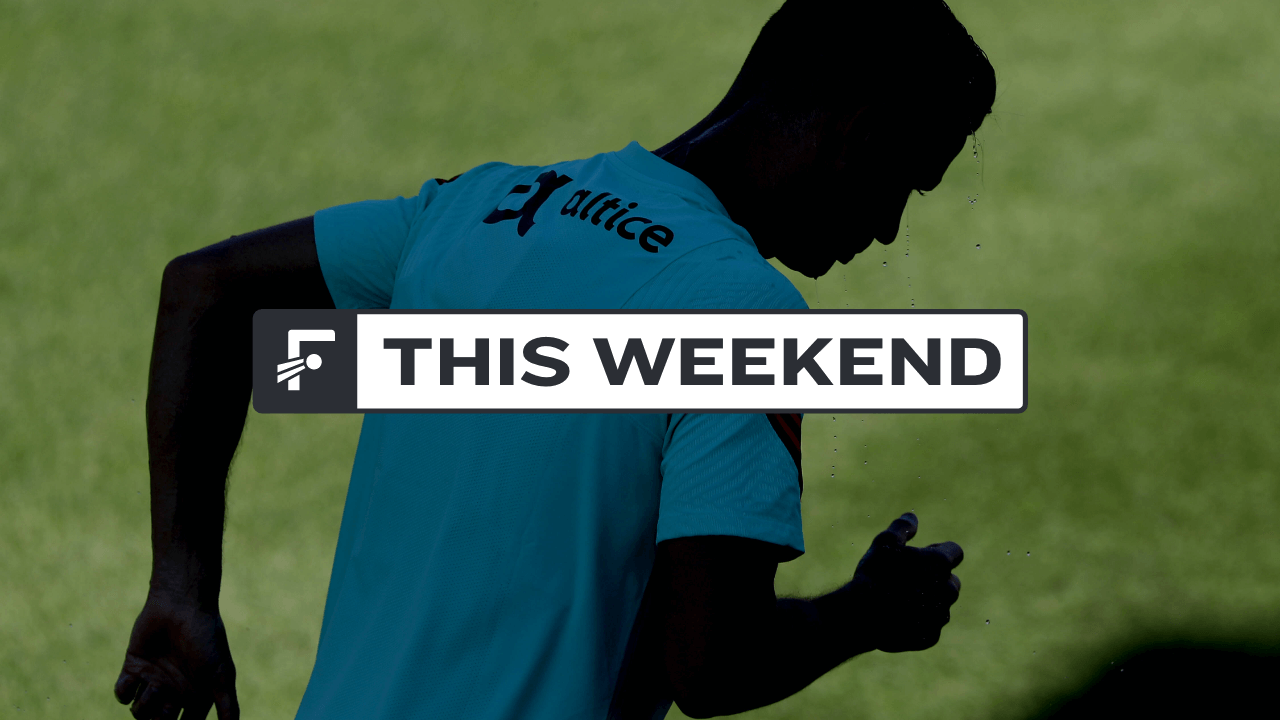 This Weekend: Club football is back