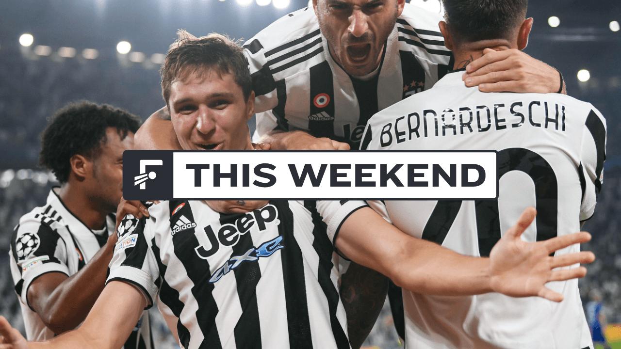 This Weekend: The best of club football before the international break
